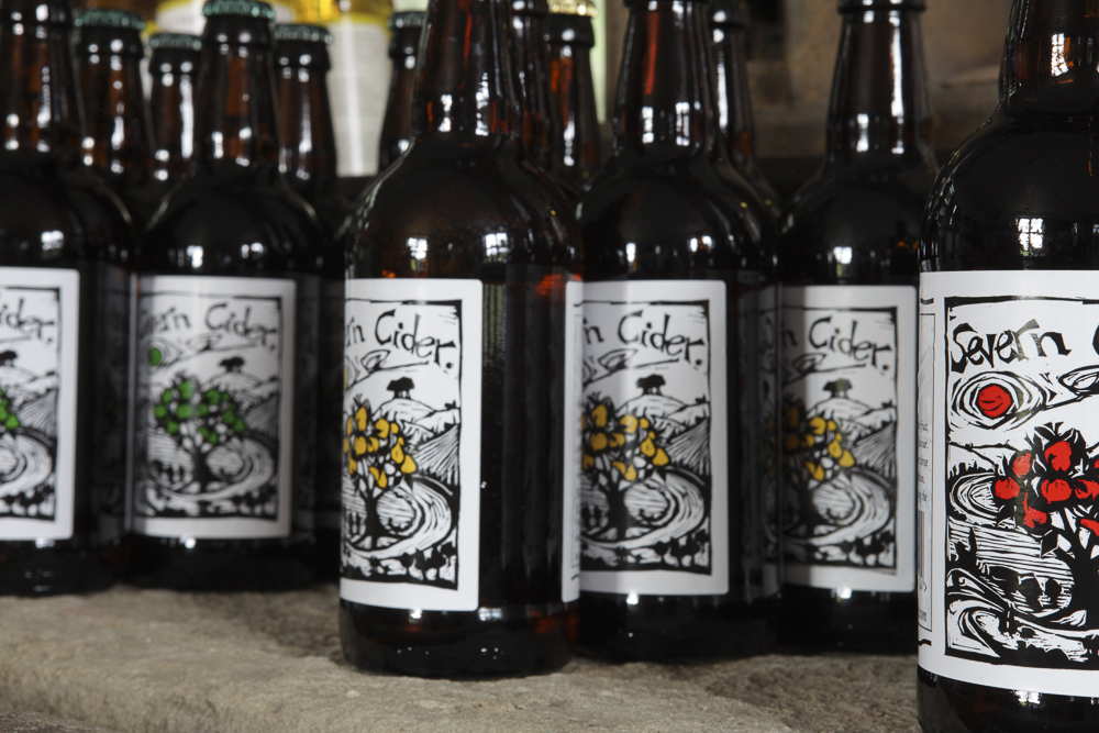 Severn Cider make some of the best ciders and perries in the Forest of Dean and Wye Valley district